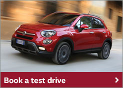 Book a Test Drive at Barloworld Fiat